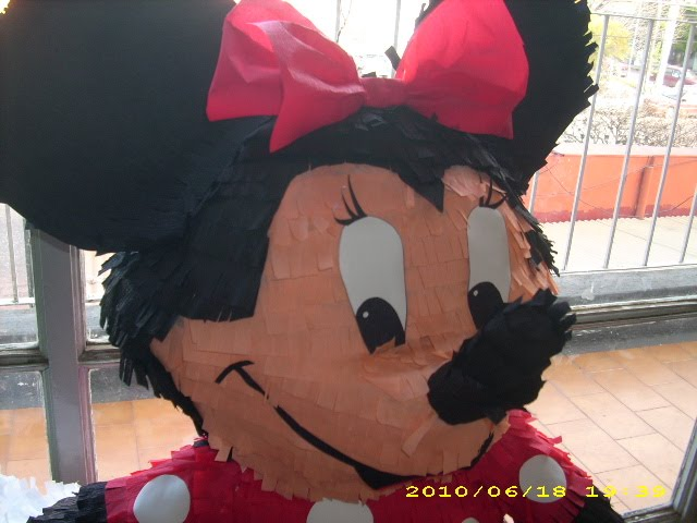 Mi Blog de Cumples: MINNIE MOUSE