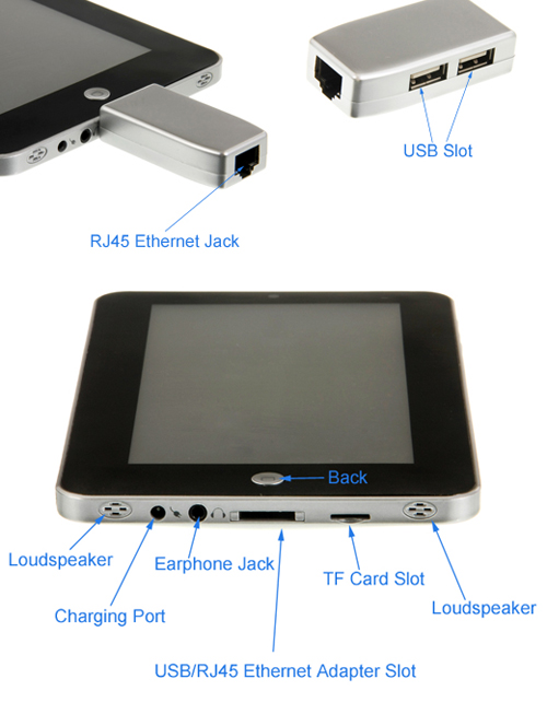 Google Android Tablet PC Reviews