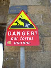 ¡Cuidado, olas asesinas!