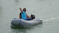 Huub ahoy