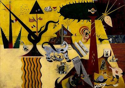 Quadro de Joan Miró