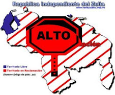 ¡No al separatismo zuliano imperial!