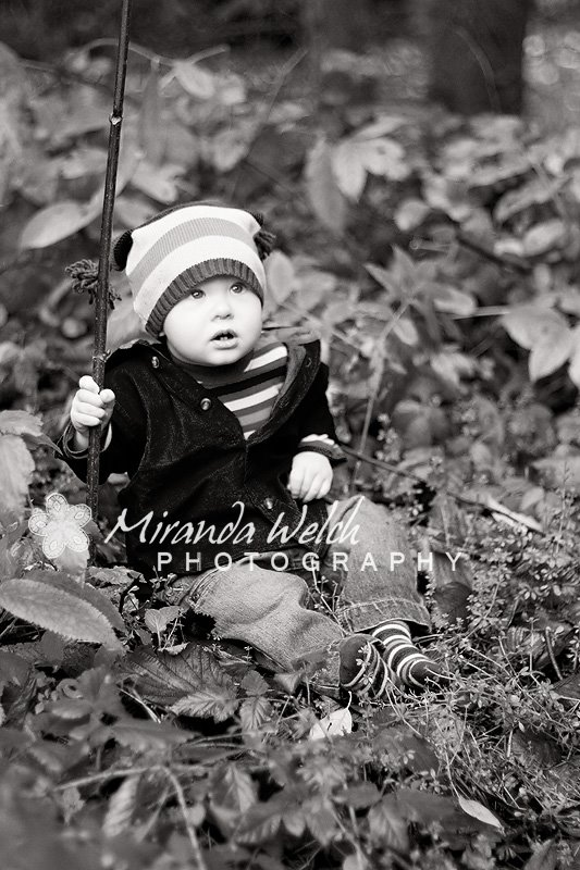 puyallup baby portrait photographer