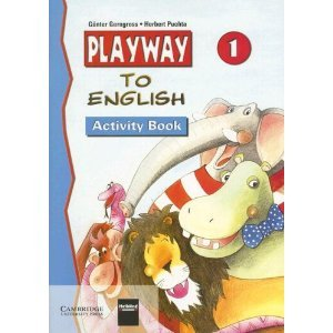 Learning English Free eBooks Playway to English 1 Class Audio CD ...