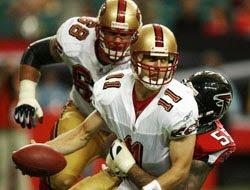 Atlanta Falcons vs. San Francisco 49ers