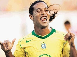 Ronaldinho the Best Player of the Decade