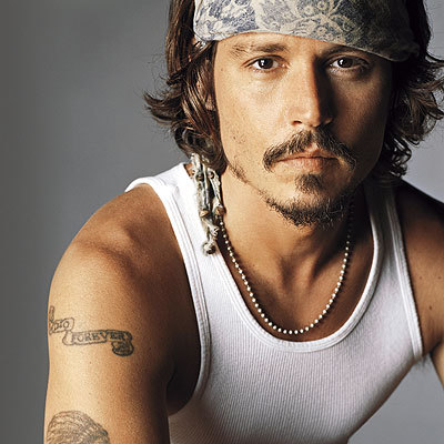 Johnny Depp was raised in Florida. When Johnny was