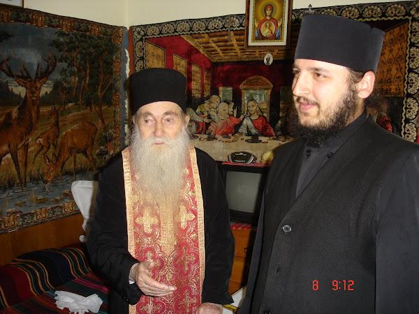 Cu Pr. Arsenie Papacioc