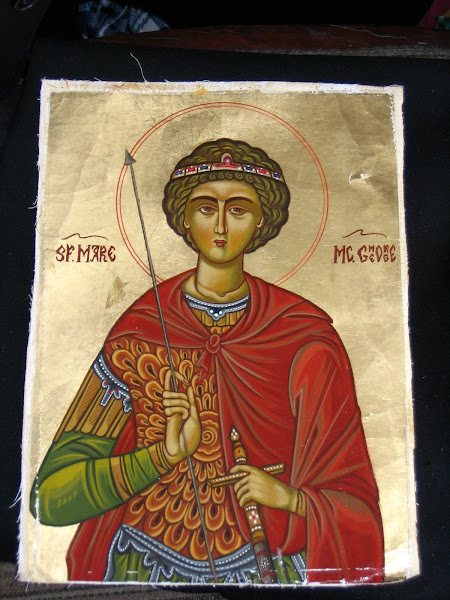 Sf. Gheorghe (pictură pe pânză)