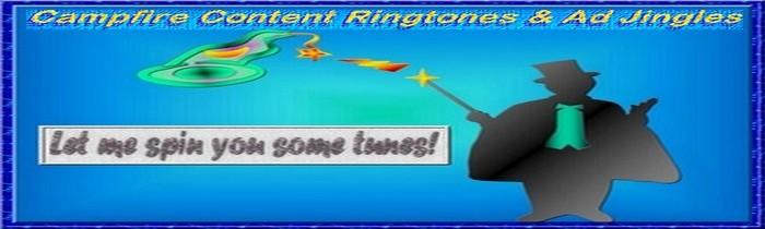 Campfire Content Ringtones and Ad Jingles