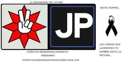 juventud organizada peronista