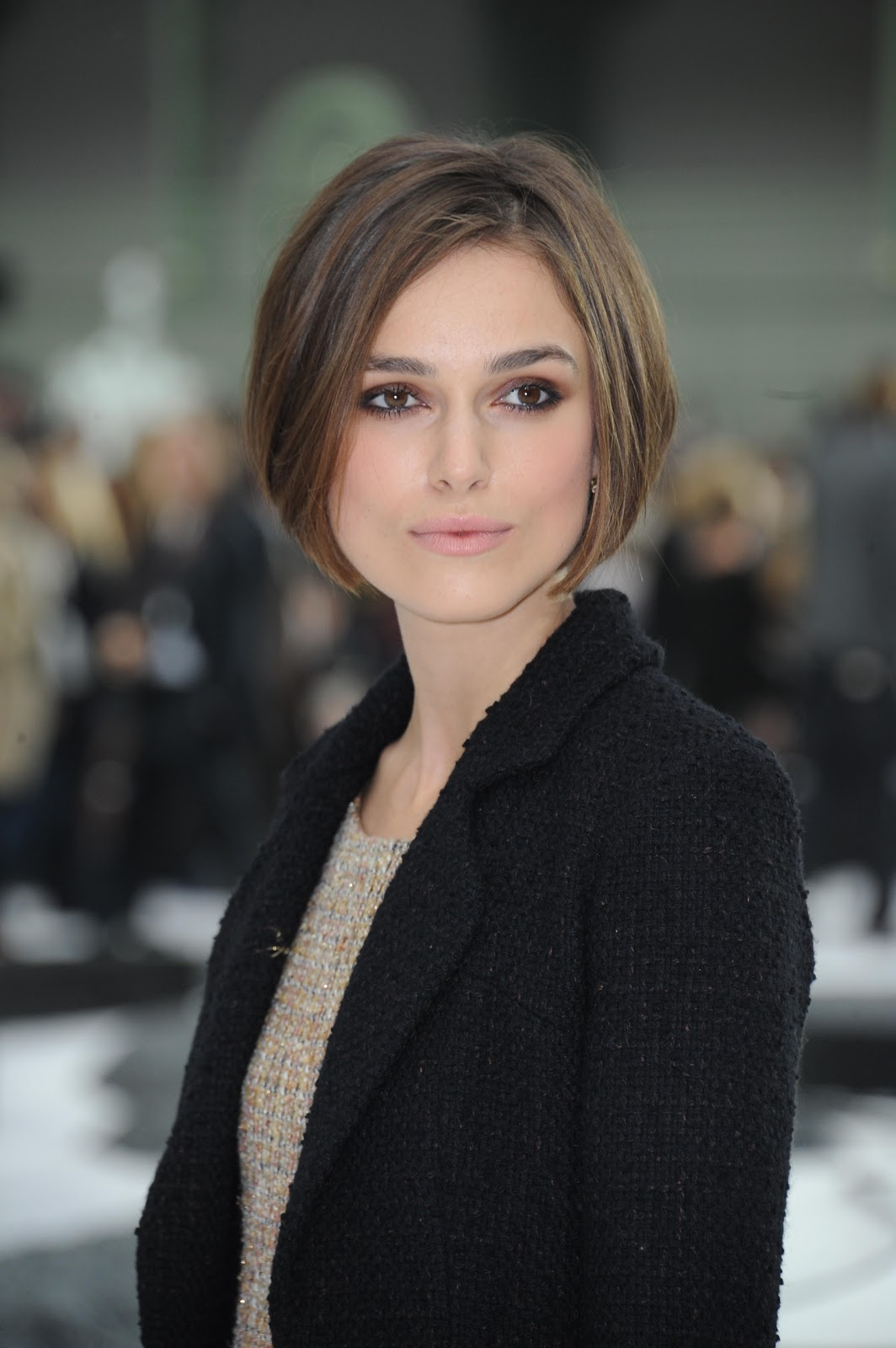 girl crush keira knightley beauty banter. Black Bedroom Furniture Sets. Home Design Ideas
