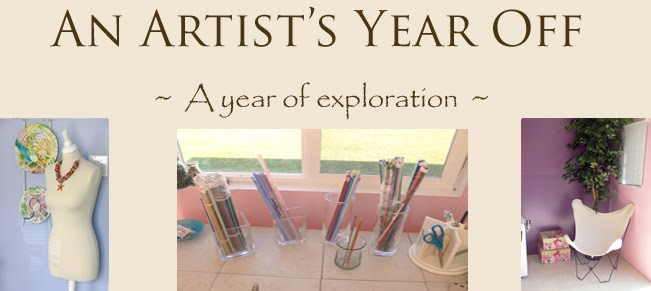 An Artist's Year Off