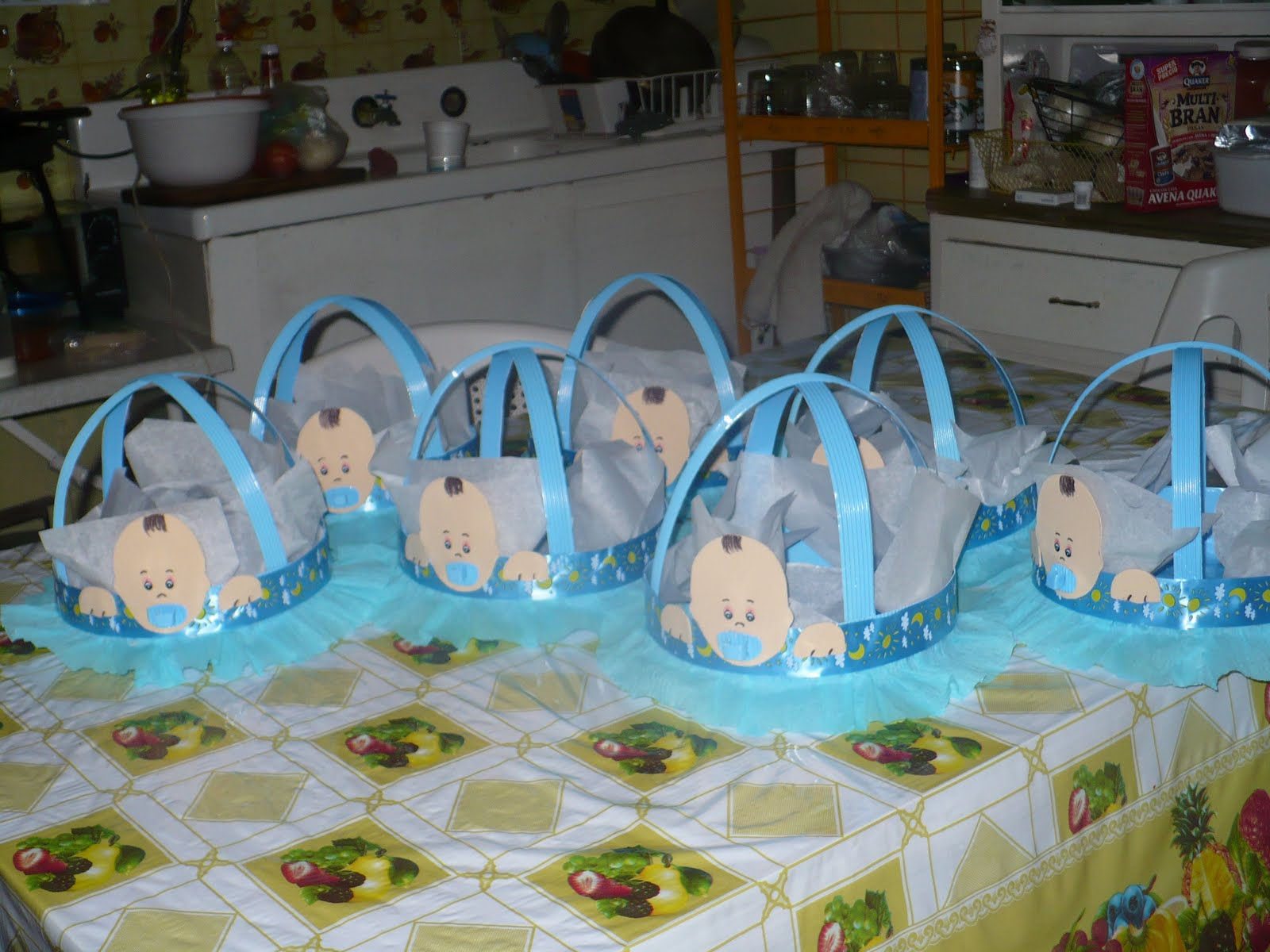 Arreglos nuevos para baby shower imagui for Centro de mesa baby shower