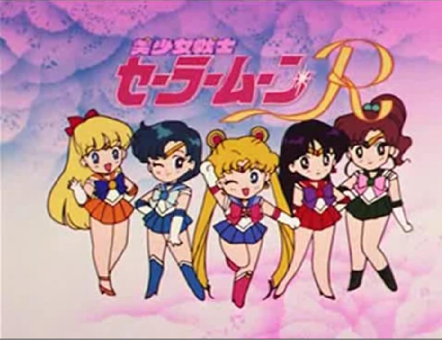 Sailor Moon retorna. Aparecem os aliens misteriosos