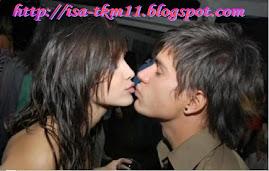 Maria e Reinaldo - Beijo