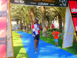 Finisher Ironman 70.3 Perú