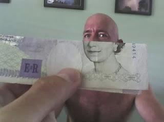 gambar uang lucu