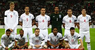 pemain inggris di piala dunia 2010 afrika selatan