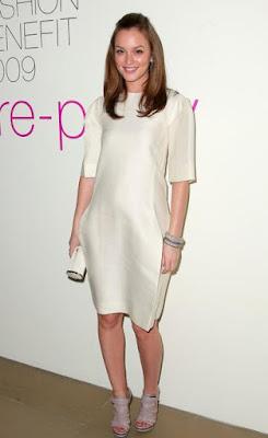 Литон Мистер - NBC Studios (2 апреля) - белое платье
