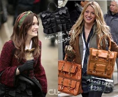 Gossip Girl Bag Style Литон Мистер, Блейк Ливли