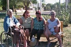 Mujeres extraordinarias de Guadalupe Santafe -Argentina