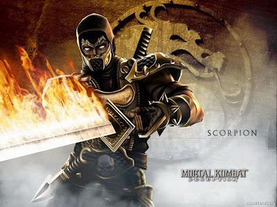 new mortal kombat scorpion wallpaper. new mortal kombat scorpion