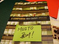 Livro A COMPANHIA - uma empresa bem louca!