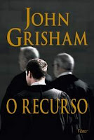 Novo livro de John Grisham: O RECURSO