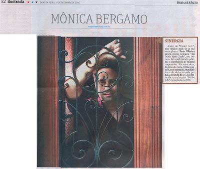 Beto Ribeiro Eu odeio Meu Chefe monica Bergamo