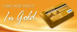 Classic & Gold Visa Card