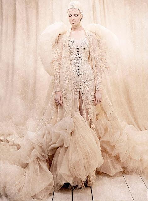 Avant Garde Wedding Dress Designers