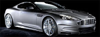 James Bond Aston Martin DBS V12