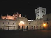 Catedral de Zamora-vista nocturna