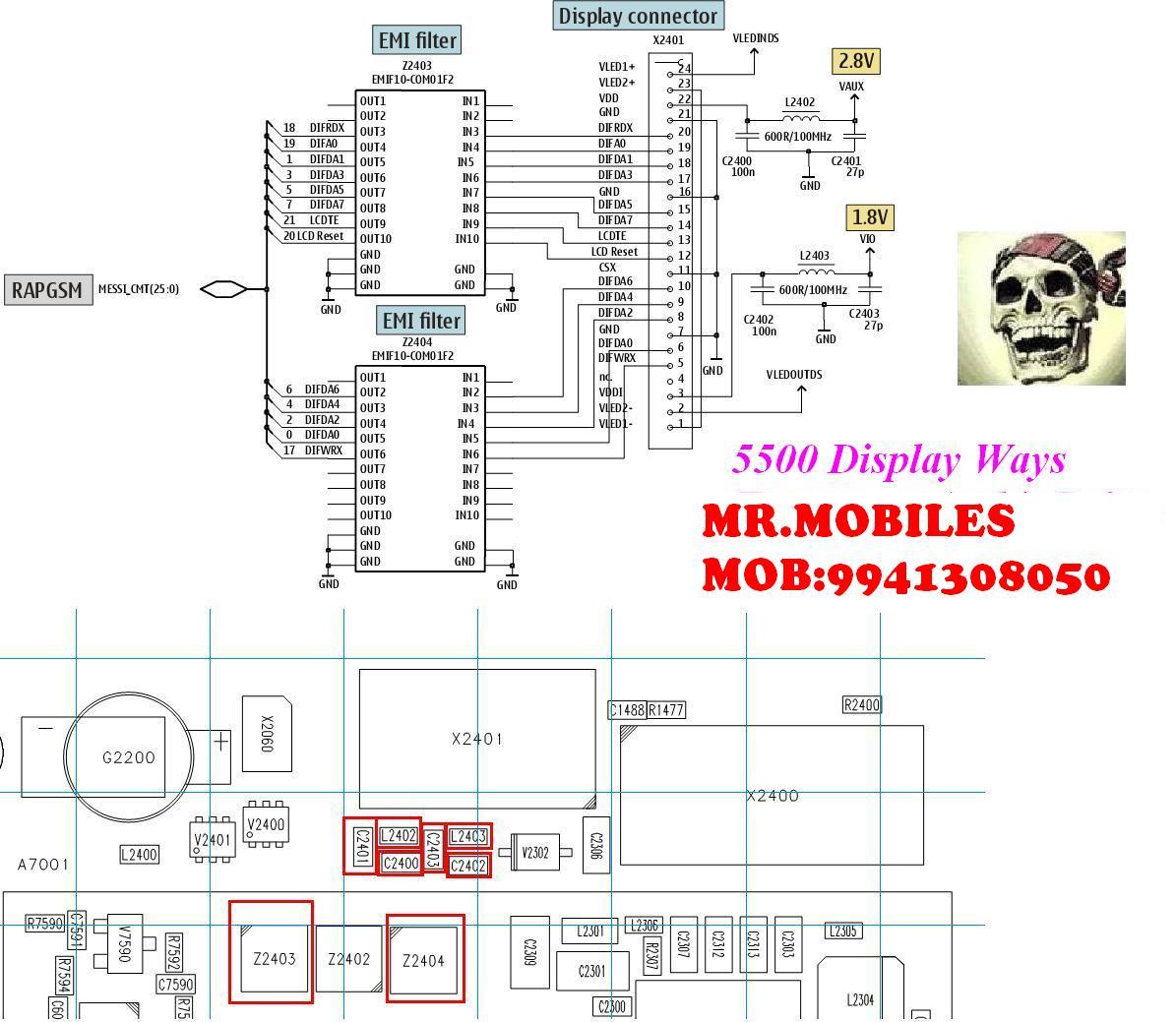 5500 full solution | Mr.Mobile