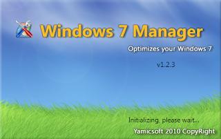 Windows 7 Manager v1.2.3 X32 e X64