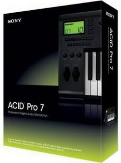 Sony ACID Pro 7.0d Build 712
