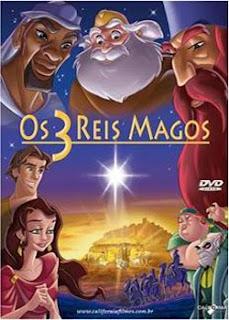 Filme Poster Os Três Reis Magos DVDRip XviD Dublado