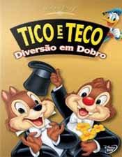 Tico & Teco Diversão em Dobro