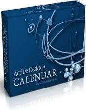Active Desktop Calendar 7.88 Build 091229