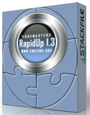 RapidUp 3.5.0 Ferramente de Upload