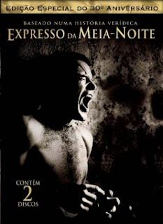 Poster  O Expresso Da Meia Noite Dublado