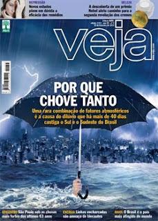 Revista Veja Por que Chove Tanto