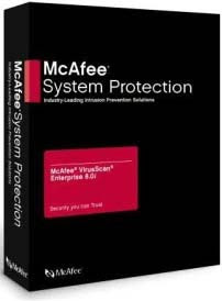 McAfee VirusScan Enterprise v8.7i Build 2010.03.18