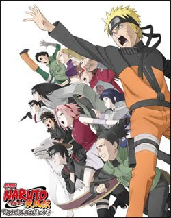 Naruto Shippuuden: Filme 3 - Os Herdeiros da Vontade de Fogo