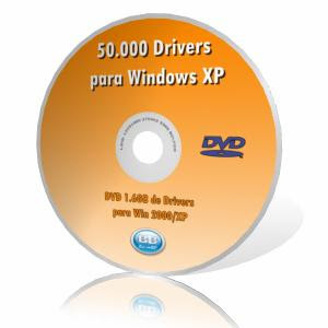 50.000 Drivers para Windows XP