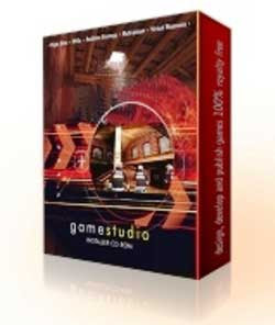 Capa Download 3D Game Studio A7 Download Gratis