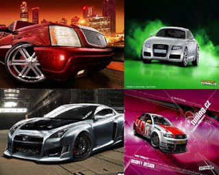 Pacote De Wallpapers Carros Tuning