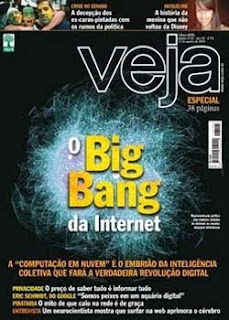 Revista Veja - O Big Bang da Internet