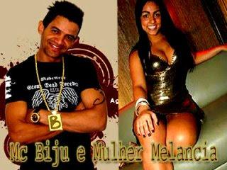 Mc Biju e Mulher Melancia